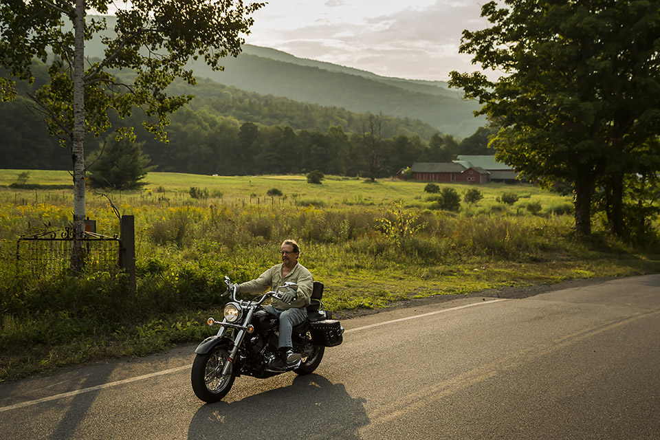 Easy rider by new york professional photographer John Neitzel